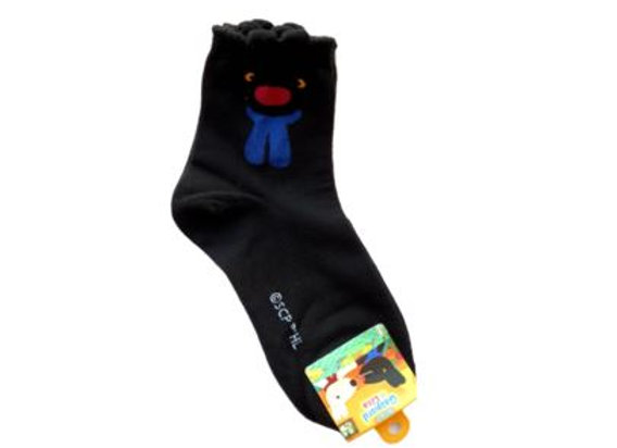 Gaspard & Liza Socks Black 12377