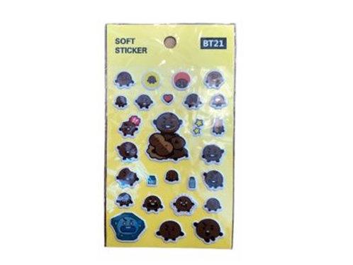 BT21 Sticker Shooky 11-0007