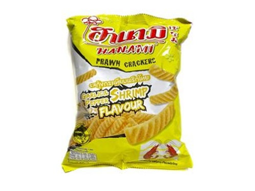 Prawn Crackers Garlic & Pepper Shrimp 60G