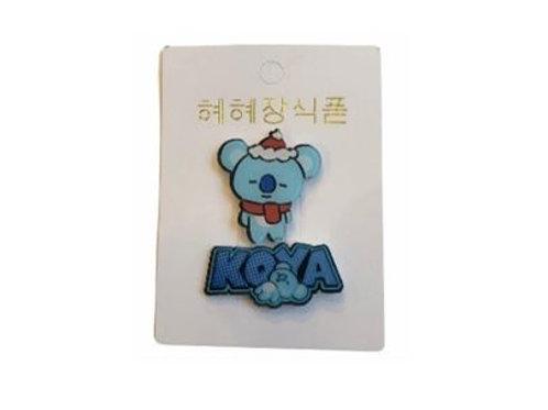 BT21 Badge Koya 11-0018