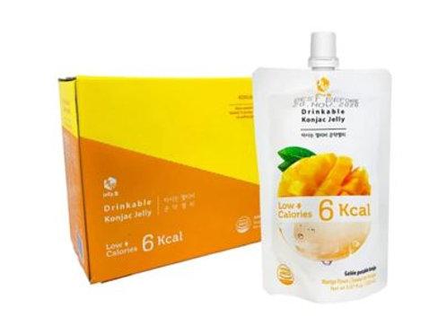 BOX | Drinkable Konjac Jelly Mango Flavor 150ml x 10