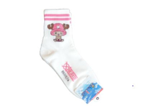 One Piece Chopper Socks 15402