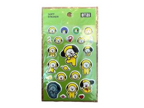BT21 Sticker Chimmy 11-0007
