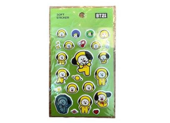 BT21 Sticker Chimmy 12-0003