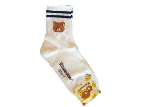 Rirakuma Hot Cake 3 Socks 15402