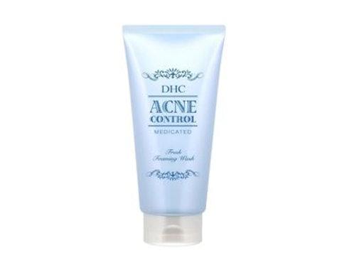 DHC Acne Control Medicated Fresh Foaming Wash