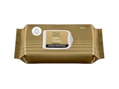 DHC Super Collagen Supreme Premium Sheet Mask