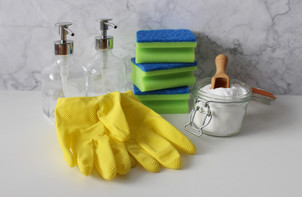 Safe Household Cleaners
