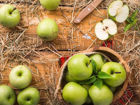 All Season Appetizer: Apple Crostini