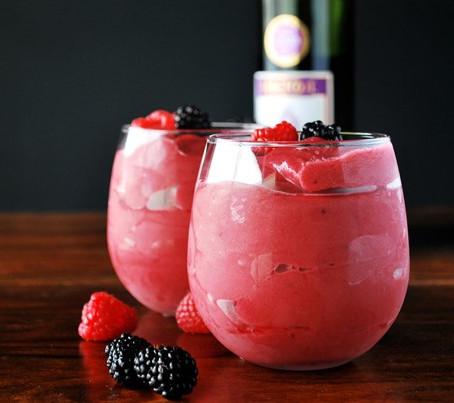 Summer Crush:  3 Delicious Frozen Wine Slushies