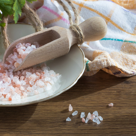 Are You Eating Enough Pink Salt?