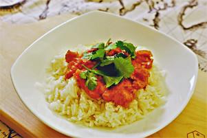 Tikka Masala (Chicken or Vegetable)