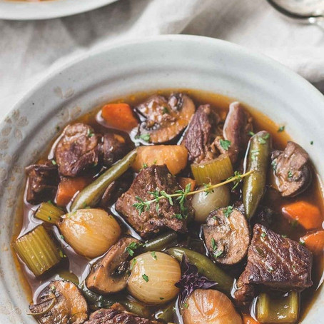 Beef Stew (Keto|Low Carb|Gluten Free)
