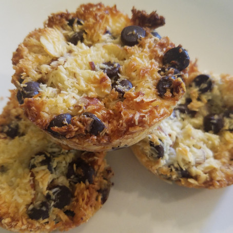 Almond Joy Cookies: Sugar-Free Goodness (gluten free | keto | paleo)