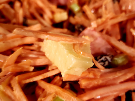 Classic Carrot Salad Recipe