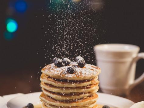 Pancake Love: Cottage Cheese Pancakes
