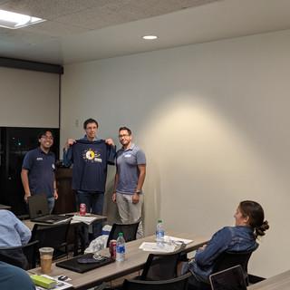 Raytheon Workshop 11/08/19
