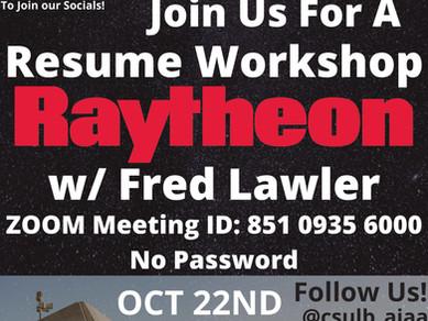 GBM #4 | Raytheon