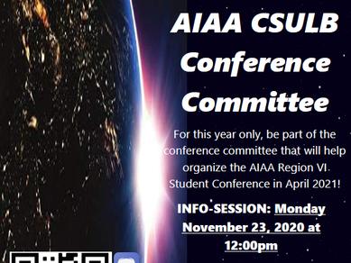 AIAA Region VI Student Conference