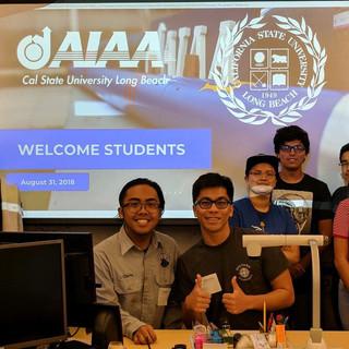 CAMS highschool presentation