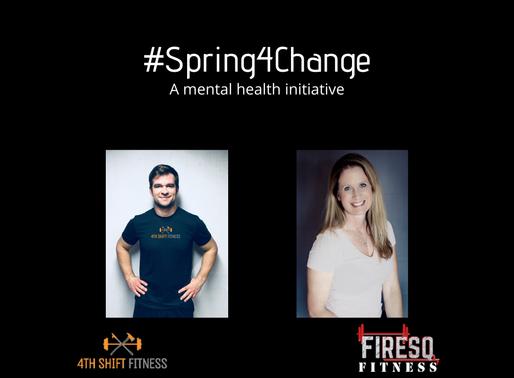 #Spring4Change