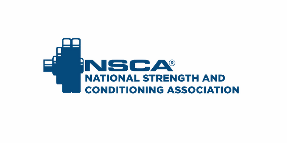 NSCA Coaches Conference