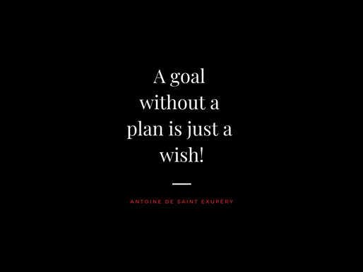 """Goals, Motivation, and the """"HOW"""""""