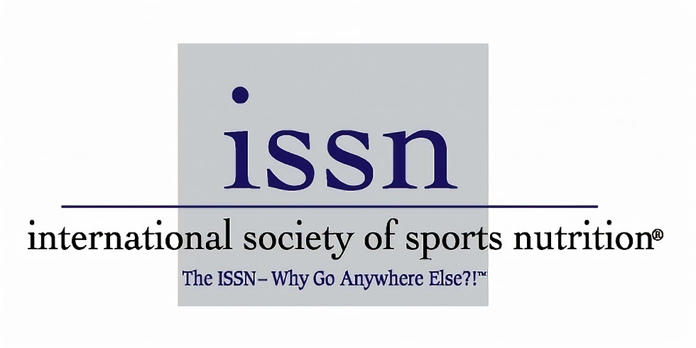 International Society of Sports Nutrition Annual Conference