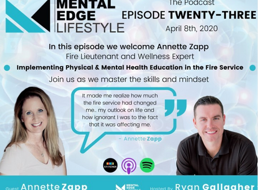 Mental Edge Lifestyle Podcast