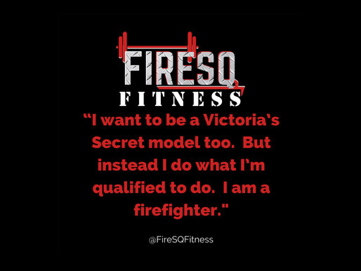 Firefighting: It's not for Everyone