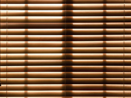 Caring For Your Blinds
