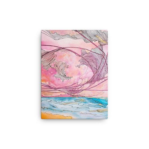 Magnificent Heavens Canvas Art Reproduction