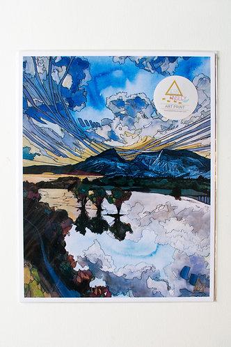Reflections of Beauty Fine Art Print