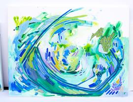 Color Series January Artwork