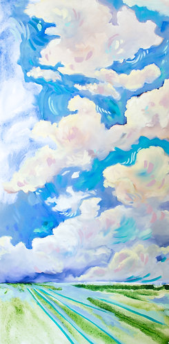 Clouds Illusions