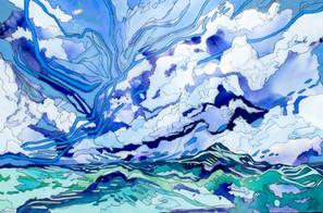 The Color of the Sea Artwork