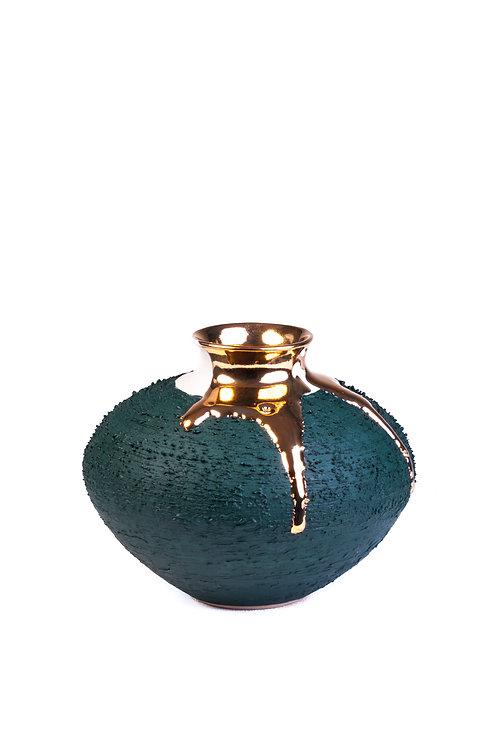 McCarthy Envy Small Textured Vase 03