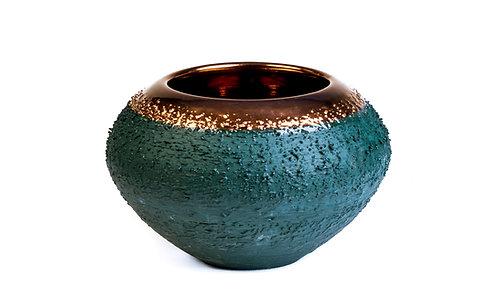 McCarthy Envy Small Textured Vase