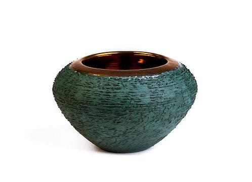 McCarthy Envy Small Textured Vase 02