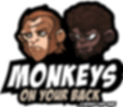 Monkeys On Your Back logo