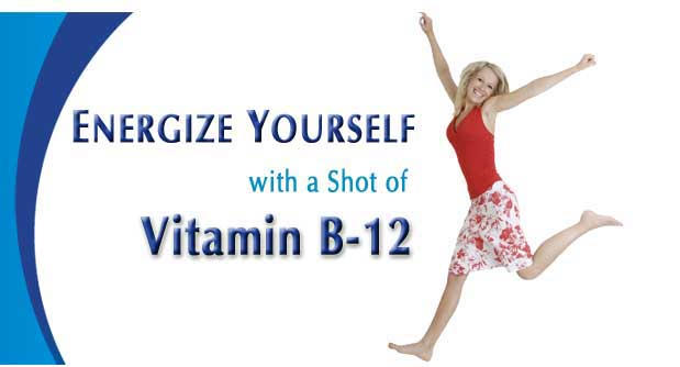 Vitamin B12 Shot $20
