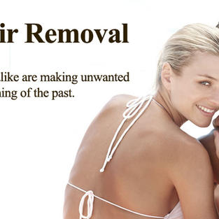 Laser hair Removal $25 & up
