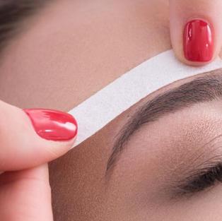 Eyebrow waxing $20