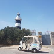 Tour Spiaggie: Faro di Calamosca
