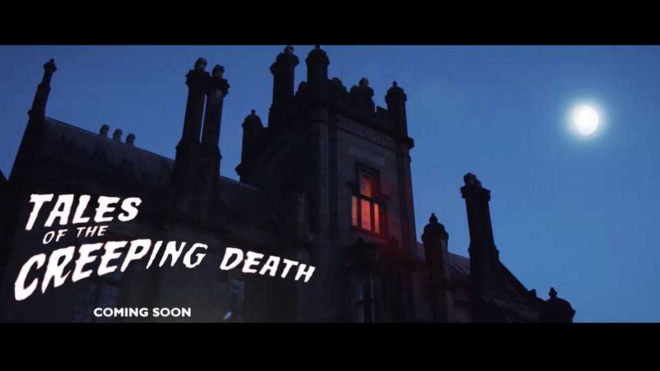 COMING SOON | TALES OF CREEPING DEATH
