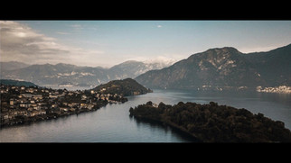 Lake Como- Italy Drone