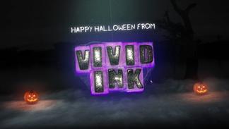 Vivid Ink Halloween Trailer 2020