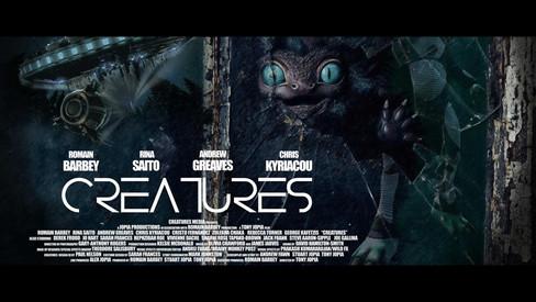 CREATURES Official Teaser Trailer (2020)