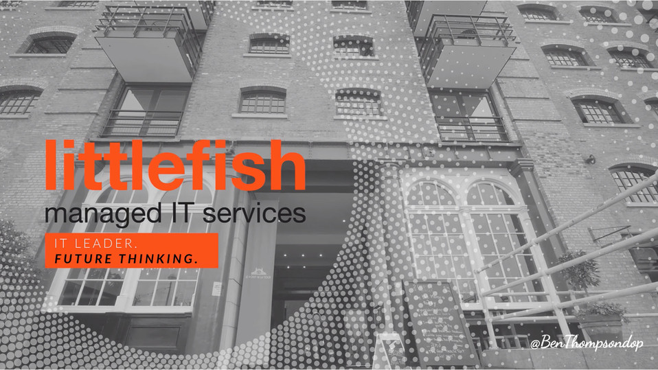 CORPORATE | LITTLE FISH IT SERVICES