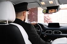 Personal driver chauffeur